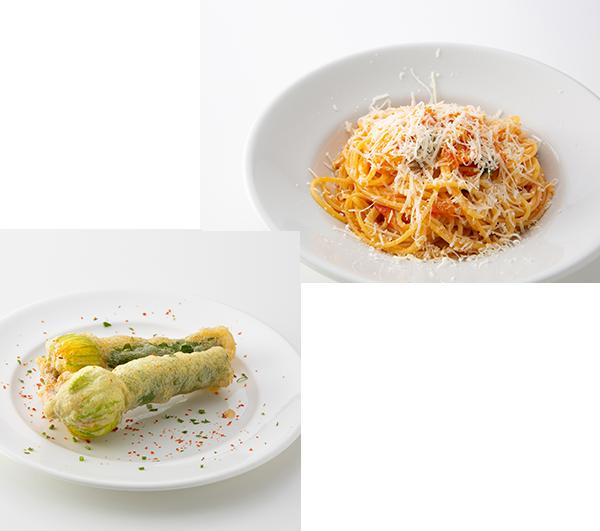 素材の味を最大限に引き出した本格イタリアン